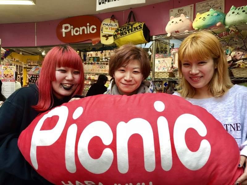 Picnic(ピクニック)原宿本店