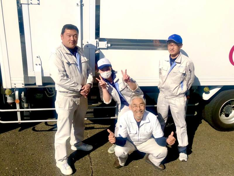 石井商事運輸株式会社 戸塚センター