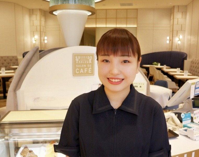 資生堂パーラー サロン・ド・カフェ ラゾーナ川崎店